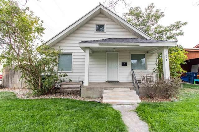 1814 N Napa St, Spokane, WA 99207 (#202122653) :: Trends Real Estate