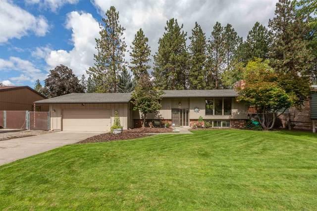 10921 E 31st Ave, Spokane Valley, WA 99206 (#202122658) :: Bernadette Pillar Real Estate
