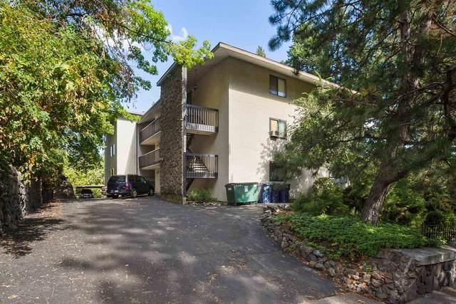 1002 W 7th Ave #203, Spokane, WA 99204 (#202122673) :: Trends Real Estate
