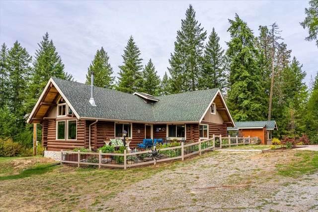 14305 N West Newman Lake Rd, Newman Lake, WA 99025 (#202122682) :: Trends Real Estate