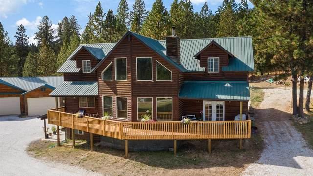2665 Pine Top Way, Chewelah, WA 99109 (#202122707) :: Heart and Homes Northwest