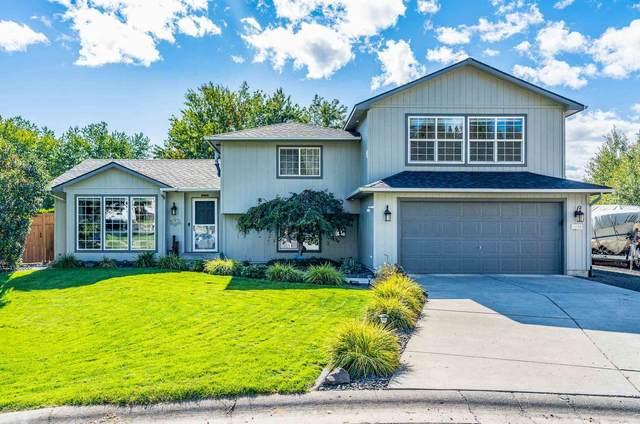 5004 N Lillian Ct, Spokane Valley, WA 99216 (#202122716) :: Elizabeth Boykin | Keller Williams Spokane