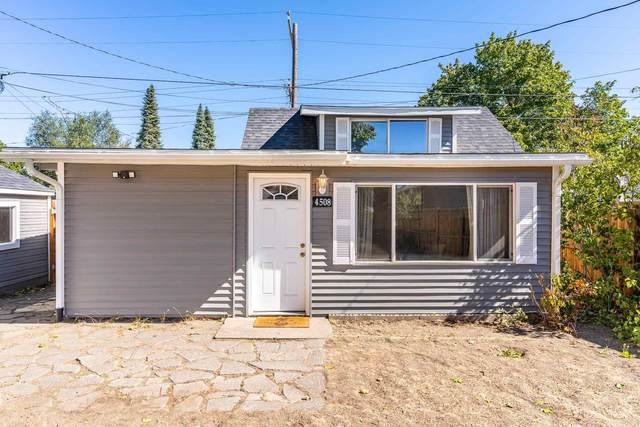 4508 N Wall St, Spokane, WA 99205 (#202122718) :: Bernadette Pillar Real Estate