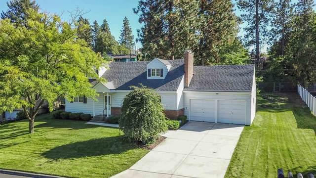 325 W Sierra Way, Spokane, WA 99208 (#202122729) :: Heart and Homes Northwest