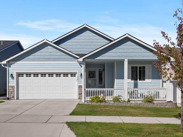 825 E Paske Rd, Colbert, WA 99005 (#202122751) :: NuKey Realty & Property Management, LLC