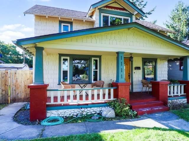 1111 W Carlisle Ave, Spokane, WA 99205 (#202122764) :: Elizabeth Boykin   Keller Williams Spokane