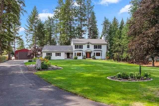 9845 N Circle Dr, Hayden, ID 83835 (#202122792) :: Bernadette Pillar Real Estate