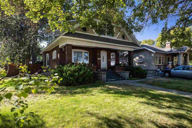 1427 W Mansfield Ave, Spokane, WA 99205 (#202122804) :: Bernadette Pillar Real Estate