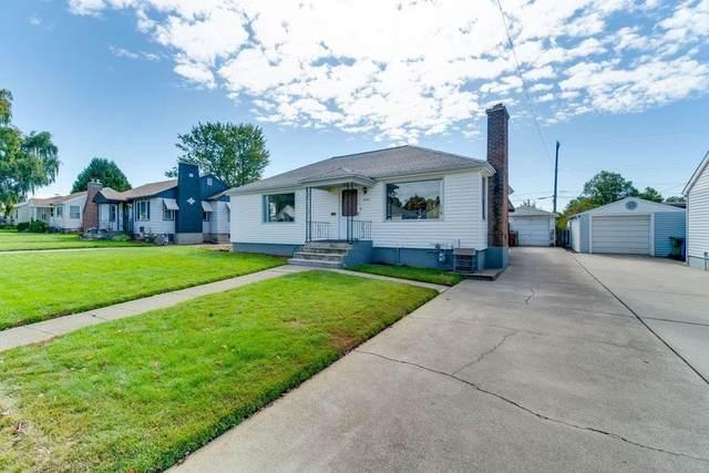 2709 W Hoffman Ave, Spokane, WA 99205 (#202122807) :: Heart and Homes Northwest