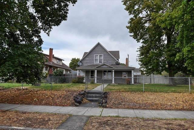 1214 W Sinto Ave, Spokane, WA 99201 (#202122821) :: Bernadette Pillar Real Estate