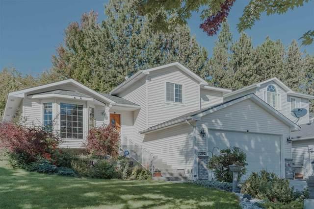 7202 S Moran View St, Spokane, WA 99224 (#202122842) :: Bernadette Pillar Real Estate