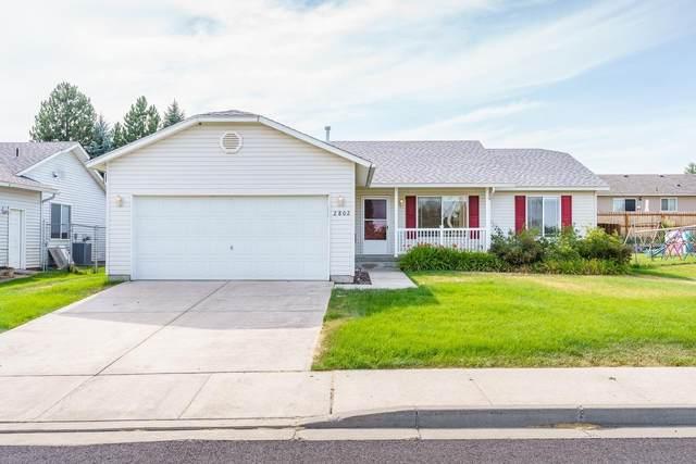 2802 Bethany St, Cheney, WA 99004 (#202122846) :: Bernadette Pillar Real Estate