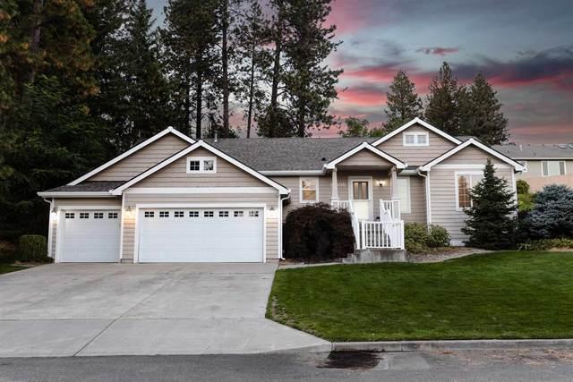 11605 E 20th Ave, Spokane Valley, WA 99206 (#202122850) :: Bernadette Pillar Real Estate