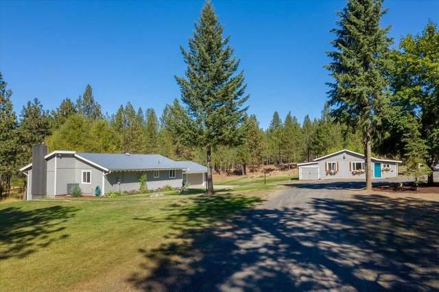 2918 W Burroughs Rd, Deer Park, WA 99006 (#202122852) :: Bernadette Pillar Real Estate
