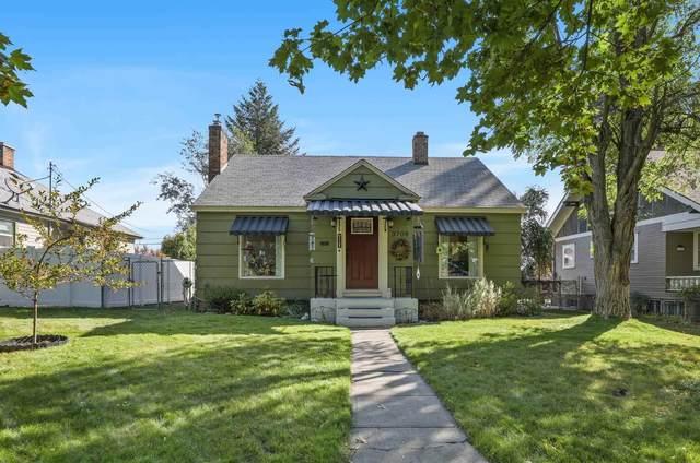 3708 N Atlantic St, Spokane, WA 99205 (#202122860) :: Bernadette Pillar Real Estate