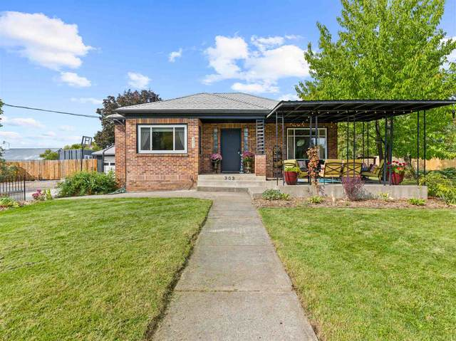 303 N Conklin Rd, Veradale, WA 99037 (#202122865) :: Bernadette Pillar Real Estate