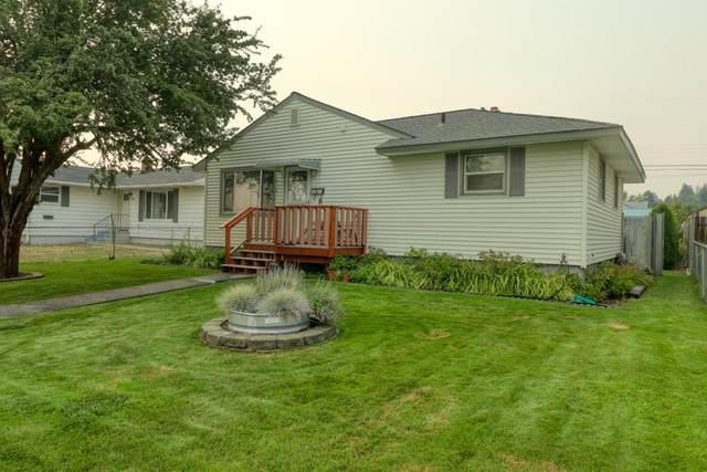 4011 E Grace Ave, Spokane, WA 99217 (#202122877) :: Elizabeth Boykin   Keller Williams Spokane