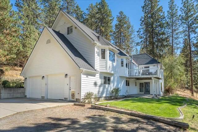 515 S Neyland Rd, Liberty Lake, WA 99019 (#202122879) :: Bernadette Pillar Real Estate