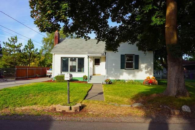 2611 N Ella Rd, Spokane Valley, WA 99212 (#202122893) :: Bernadette Pillar Real Estate