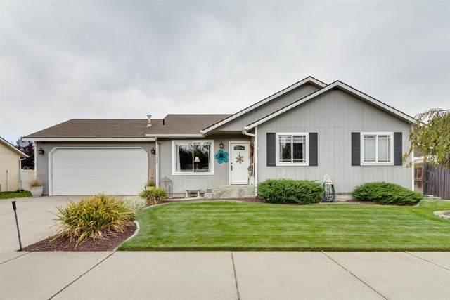 19403 E Flat Rock River Ln, Greenacres, WA 99016 (#202122896) :: Bernadette Pillar Real Estate