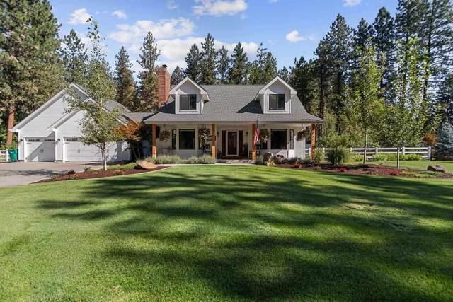 3719 E Pine Needle Ave, Colbert, WA 99005 (#202122914) :: Bernadette Pillar Real Estate
