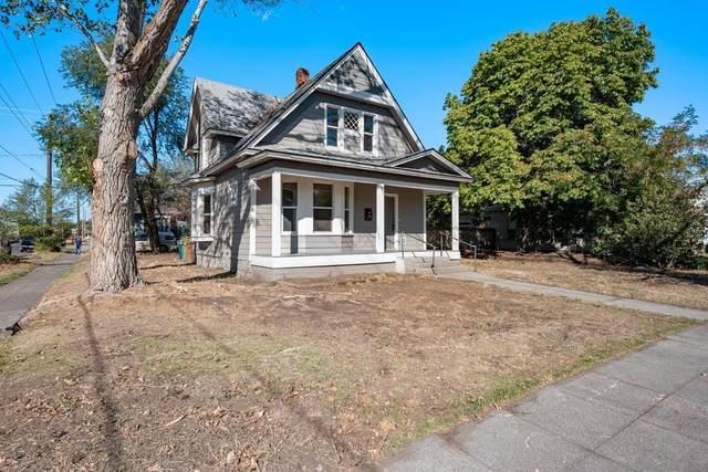 403 E Ermina Ave, Spokane, WA 99207 (#202122919) :: Amazing Home Network