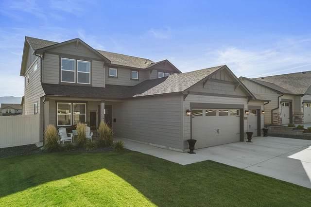 1805 S Greenacres St, Spokane Valley, WA 99016 (#202122922) :: Bernadette Pillar Real Estate