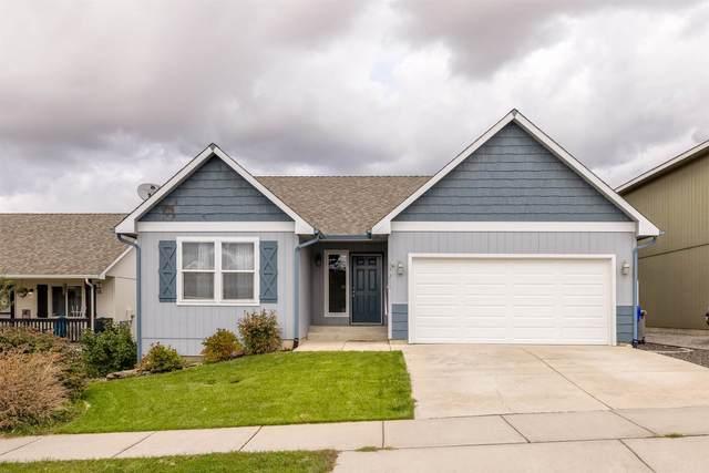 17211 E Knox Ave, Spokane Valley, WA 99016 (#202122930) :: Bernadette Pillar Real Estate