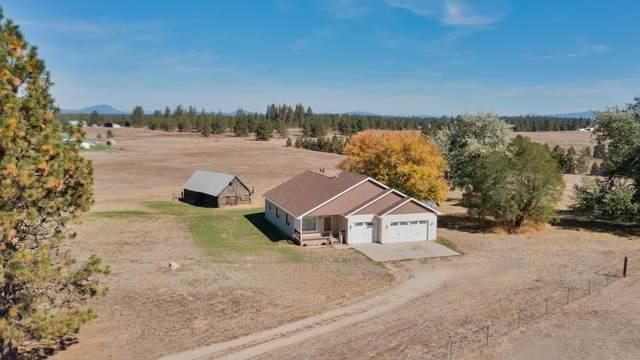 30520 N Cleveland Rd, Deer Park, WA 99006 (#202122944) :: Bernadette Pillar Real Estate