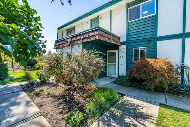 2121 E Upriver Dr Unit 65, Spokane, WA 99207 (#202122945) :: Prime Real Estate Group