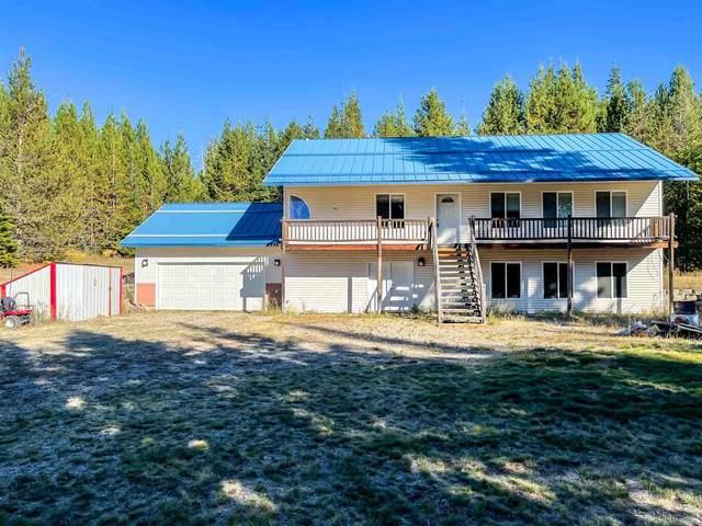 822 Mcgowen Rd, Newport, WA 99156 (#202122960) :: Bernadette Pillar Real Estate