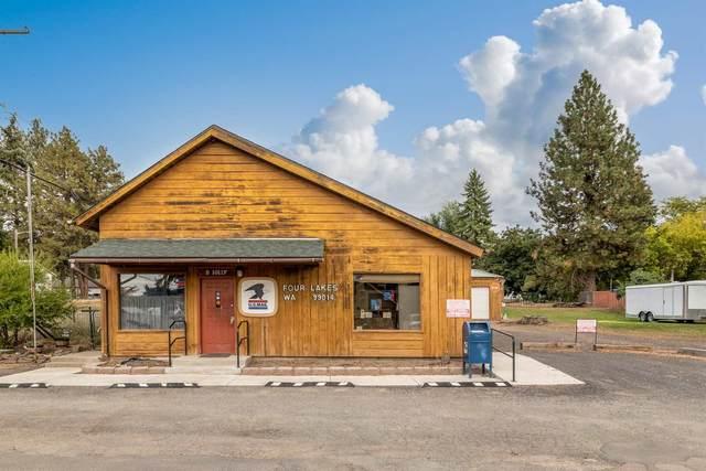 10117 S Electric St, Four Lakes, WA 99014 (#202122967) :: Bernadette Pillar Real Estate