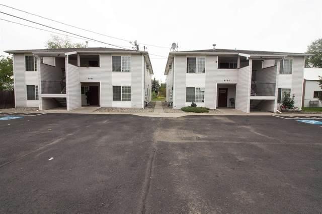 6101 N Regal St #6105, Spokane, WA 99208 (#202122985) :: Bernadette Pillar Real Estate