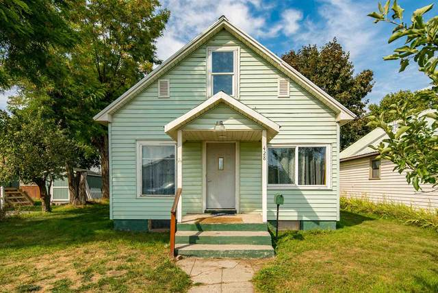428 W 1st St, Colville, WA 99114 (#202123002) :: Bernadette Pillar Real Estate