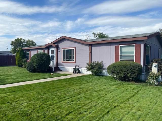 507 N Dick Rd, Spokane Valley, WA 99212 (#202123007) :: Bernadette Pillar Real Estate