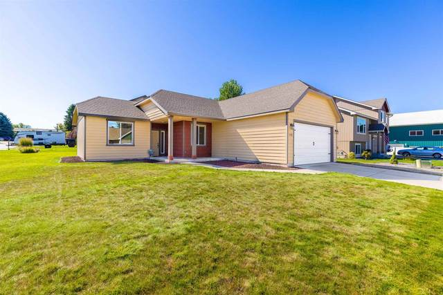 1228 S Bolivar Ln, Spokane Valley, WA 99037 (#202123043) :: NuKey Realty & Property Management, LLC