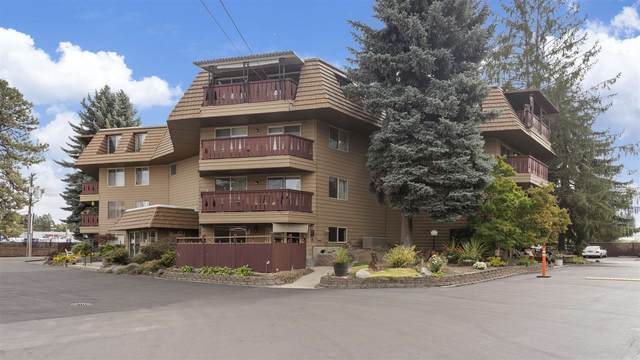 9020 N Country Homes Blvd #23, Spokane, WA 99218 (#202123052) :: The Hardie Group