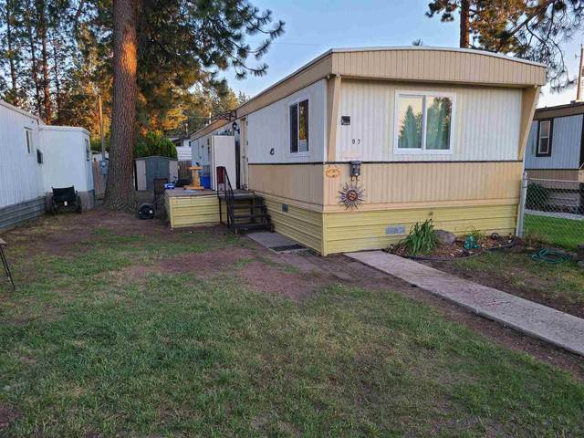 9518 E 4th Ave #97, Spokane Valley, WA 99206 (#202123115) :: Elizabeth Boykin | Keller Williams Spokane