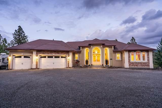 7105 S Saddle Ridge Ln, Greenacres, WA 99016 (#202123183) :: The Spokane Home Guy Group