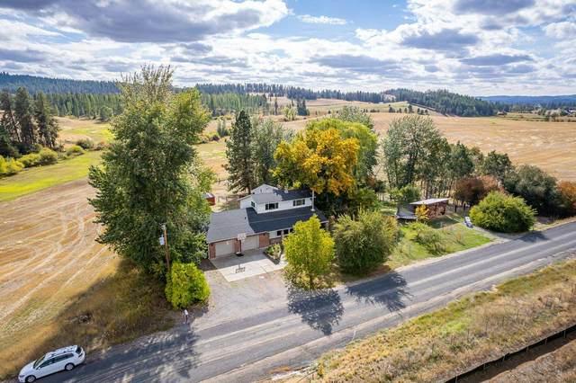 6620 E Woolard Rd, Colbert, WA 99005 (#202123227) :: NuKey Realty & Property Management, LLC