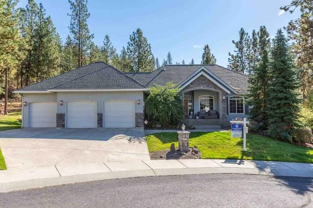 1426 E Welden Dr, Spokane, WA 99223 (#202123265) :: Amazing Home Network