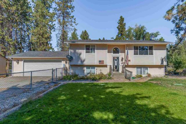 10920 W Sagewood Rd, Nine Mile Falls, WA 99026 (#202123288) :: Trends Real Estate