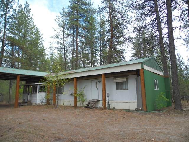 4822 Highway 231 Hwy, Springdale, WA 99173 (#202123428) :: Real Estate Done Right