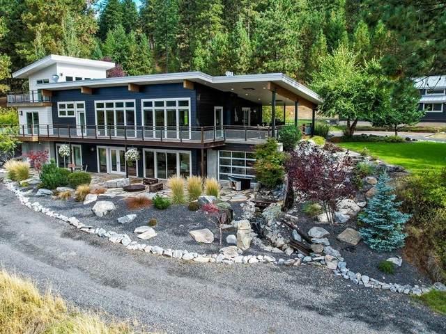 26508 S Highway 97 Hwy, Harrison, ID 83833 (#202123440) :: Bernadette Pillar Real Estate