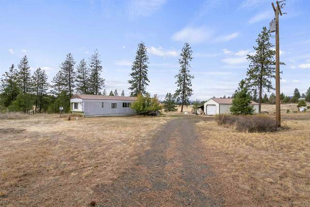 15117 N Ritchey Rd, Nine Mile Falls, WA 99026 (#202123444) :: The Spokane Home Guy Group