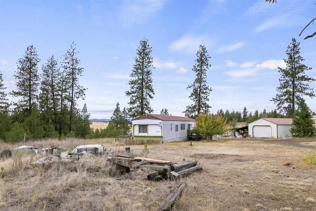 15117 N Ritchey Rd, Nine Mile Falls, WA 99026 (#202123446) :: The Spokane Home Guy Group