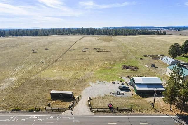 218 E Eloika Lake Rd, Deer Park, WA 99006 (#202123469) :: NuKey Realty & Property Management, LLC