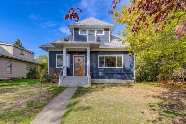 323 E Baldwin Ave, Spokane, WA 99207 (#202123480) :: The Spokane Home Guy Group