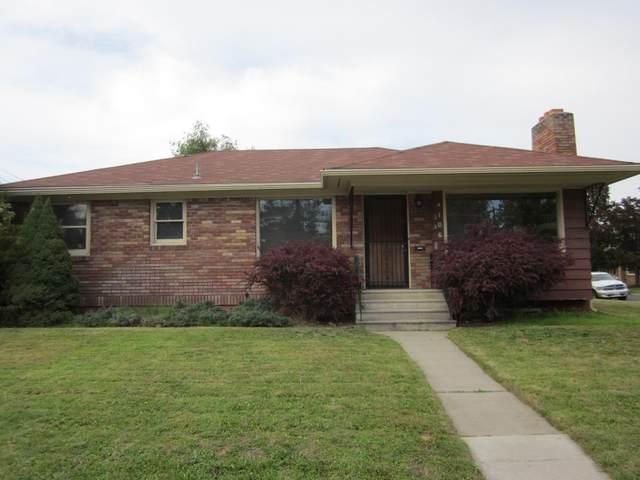 4106 W Bismark Pl, Spokane, WA 99205 (#202123500) :: Real Estate Done Right