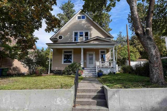 711 S Adams St, Spokane, WA 99204 (#202123524) :: The Spokane Home Guy Group